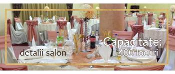 Salon Luxury Bacsoridana
